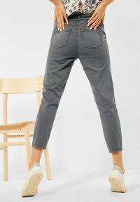 Cecil - SLIM FIT - Trousers - grau - 1