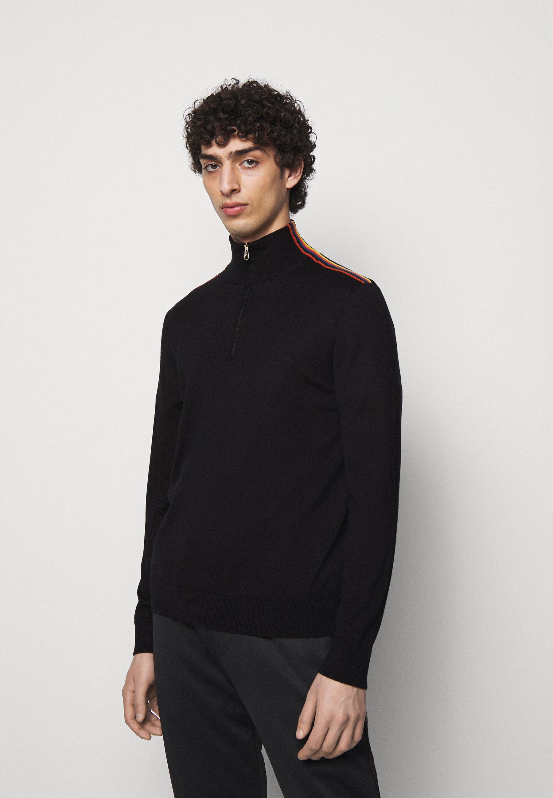 Homme GENTS ZIP NECK - Pullover
