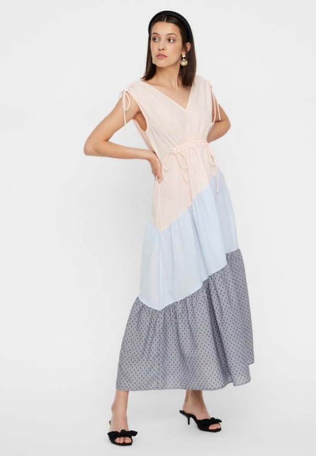 Maxi dress - Rose Tan