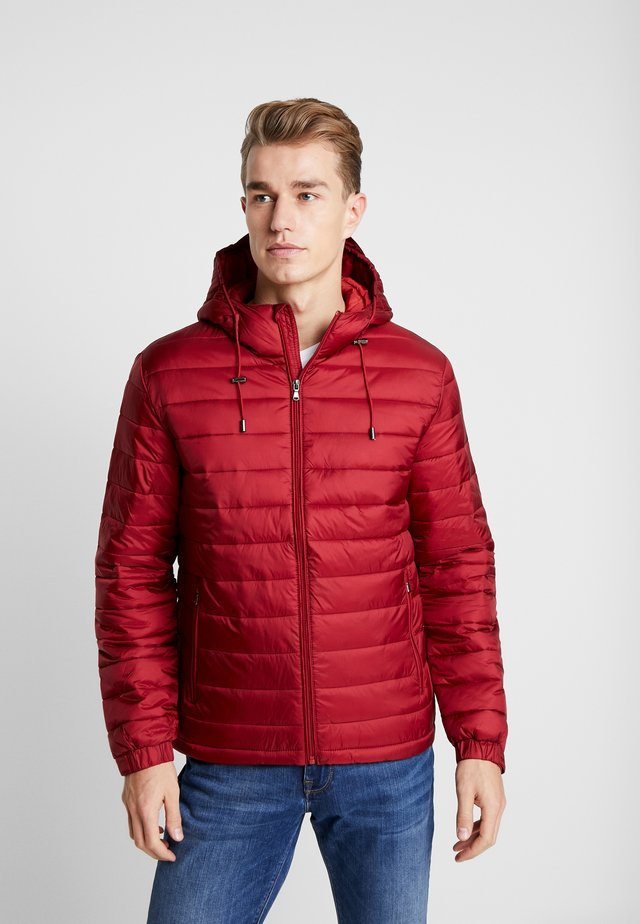 NUCOLOR - Light jacket - red