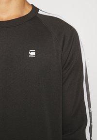 G-Star - SIDE STRIPE CREW - Sweater - raven - 7