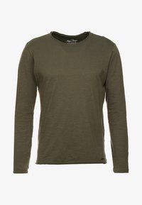 Key Largo - CHEESE - Long sleeved top - olive - 3