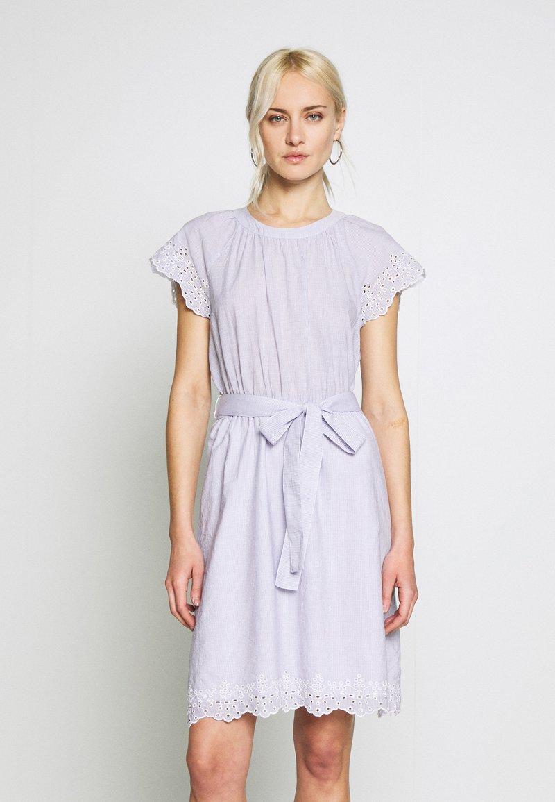 GAP - EYLT DRESS - Day dress - blue/white stripe