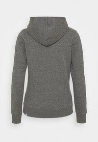 The North Face - DREW PEAK HOODIE - Sweatshirt - medium grey heather - 6