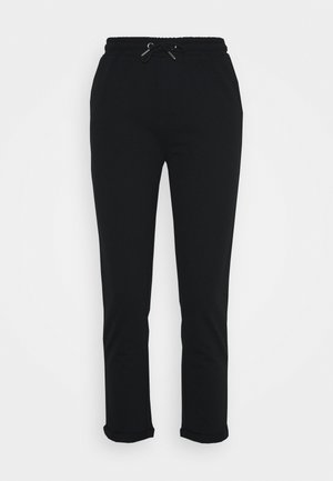 Tapered Joggers - Tracksuit bottoms - black