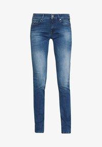 Replay - NEWLUZ HYPERFLEX - Jeans Skinny Fit - mediumblue - 4