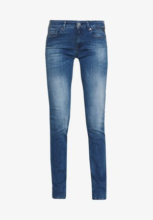 NEWLUZ HYPERFLEX - Jeans Skinny Fit - mediumblue