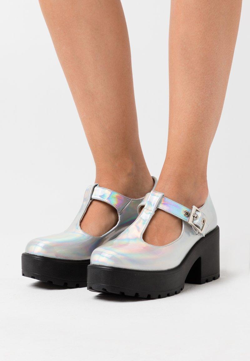 Koi Footwear - VEGAN - Tacones - silver