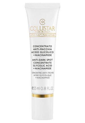 ANTI-DARK SPOT CONCENTRATE GLYCOLIC ACID + NIACINAMIDE - Moisturiser - -