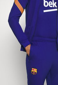 Nike Performance - FC BARCELONA DRY SUIT  - Equipación de clubes - deep royal blue/amarillo - 6