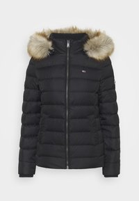 Tommy Jeans - BASIC HOODED JACKET - Down jacket - black - 6