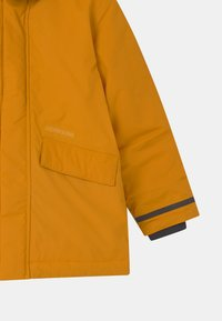 Didriksons - OSTRONET UNISEX - Winter jacket - yellow ochre - 3