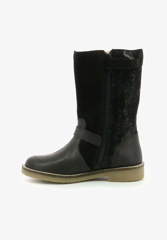 WIDIA - Chaussures premiers pas - noir