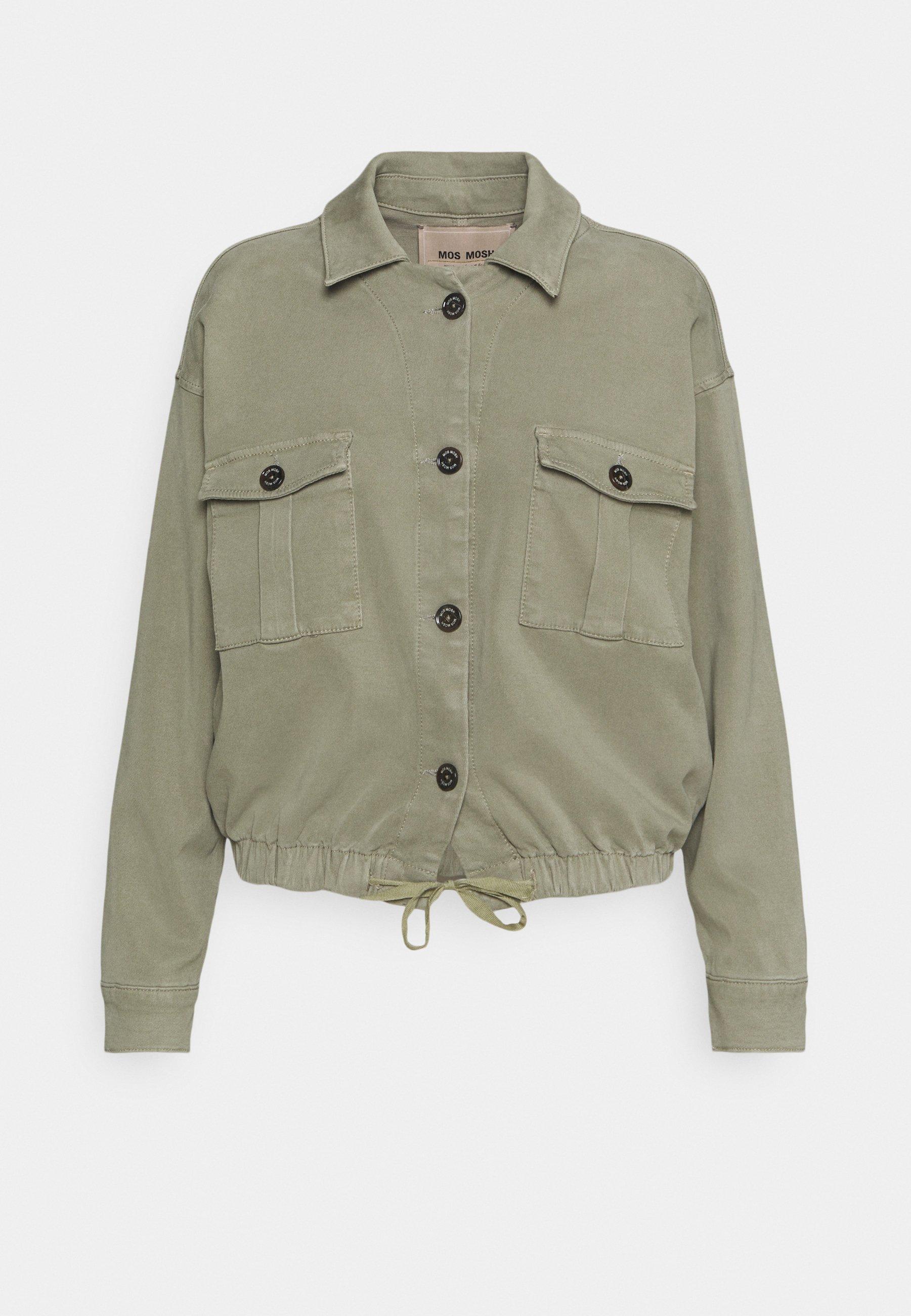Women QUINN FLOW JACKET - Summer jacket