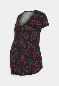 LOVE2WAIT - FLOWERS - Print T-shirt - dessin - 0