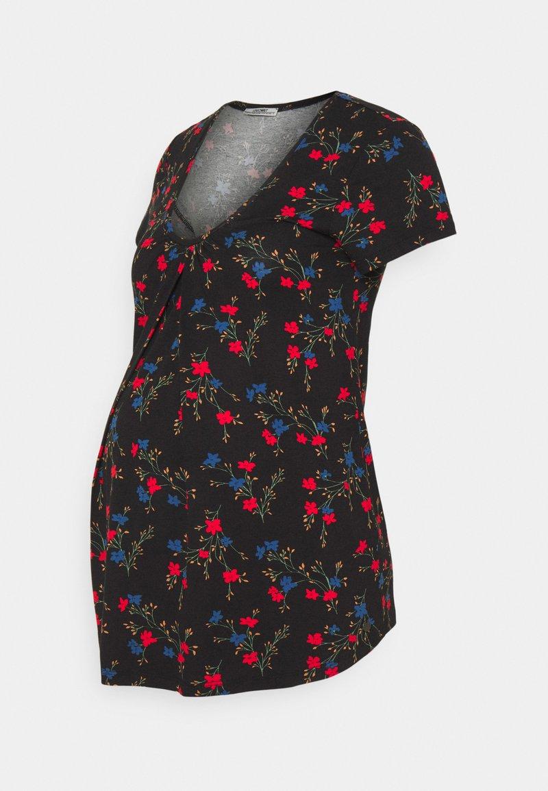 LOVE2WAIT - FLOWERS - Print T-shirt - dessin