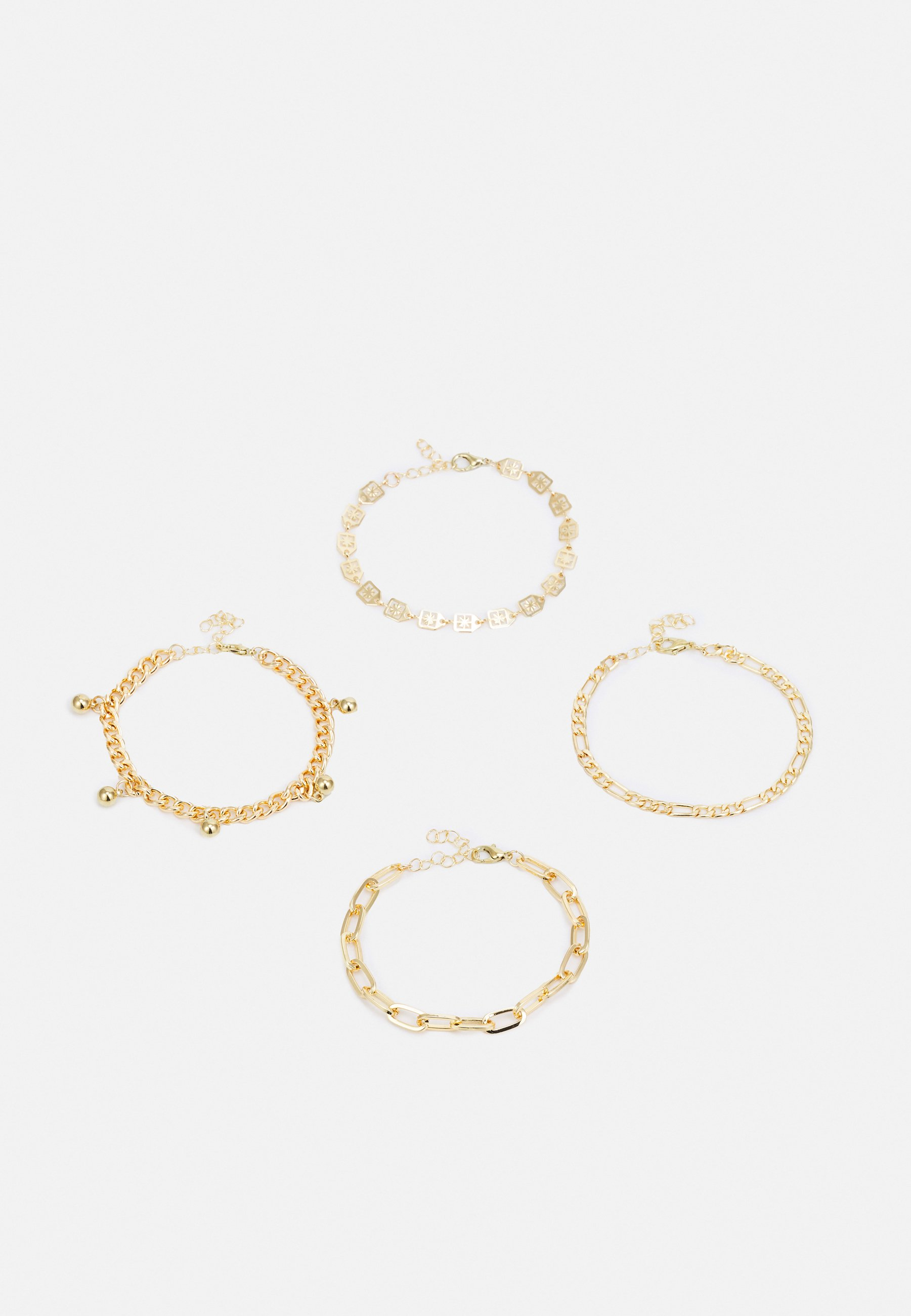 Femme ONLBRIANA BRACELET 4 PACK - Bracelet