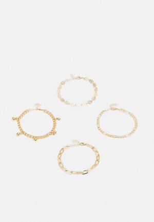 ONLBRIANA BRACELET 4 PACK - Bracelet - gold-coloured