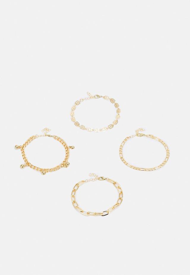 ONLBRIANA BRACELET 4 PACK - Armband - gold-coloured