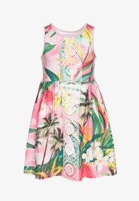 Desigual - MORELIA - Jersey dress - rosa palido - 0