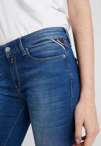 Replay - LUZ HIGH WAIST - Jeans Skinny Fit - medium blue - 5