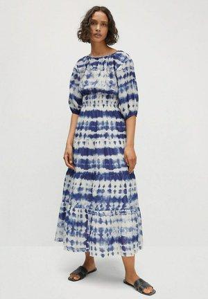 DUST - Day dress - marineblå