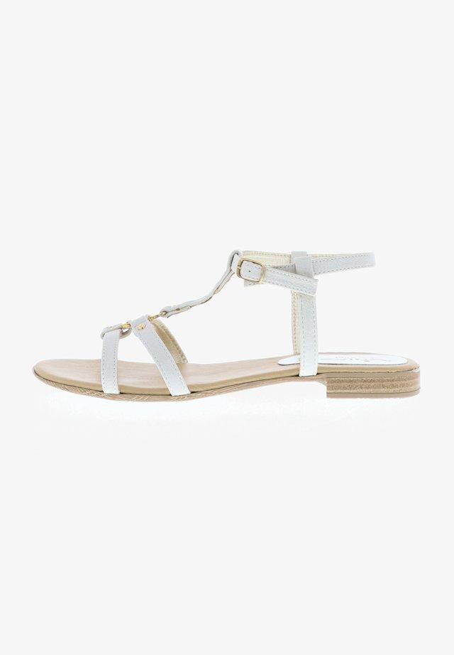VISTA  - Sandals - elfenbein