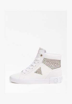 HOHER PEETUR NIETEN - Sneakers laag - weiß