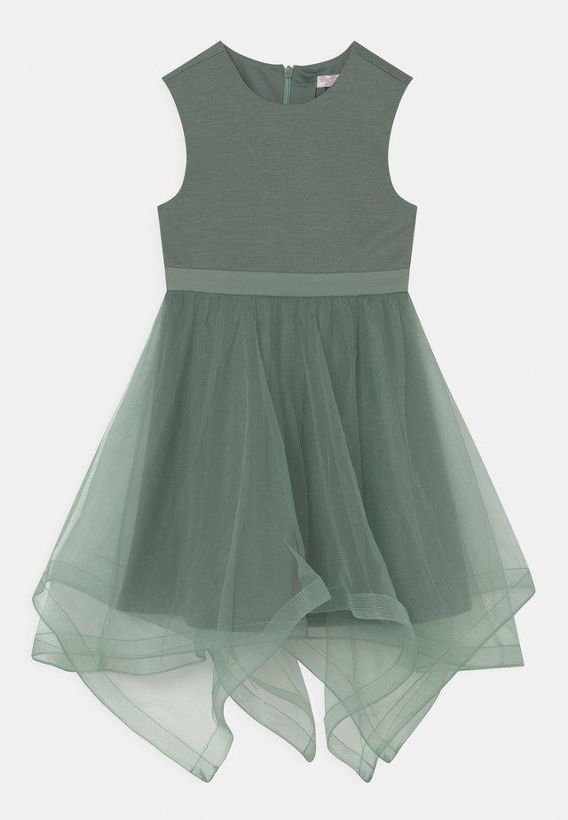 EMILIA DRESS - Koktejlové šaty/ šaty na párty - green