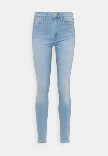 FLEX HARLEM - Jeans Skinny Fit - light-blue denim