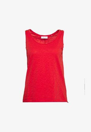 SLUB - Topper - summer red