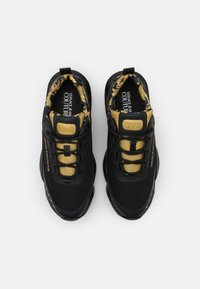 Versace Jeans Couture - Trainers - black/gold - 3
