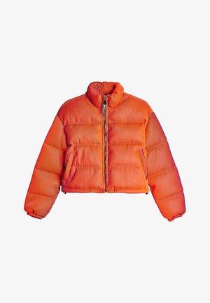 LENTICULAR - Winter jacket - orange