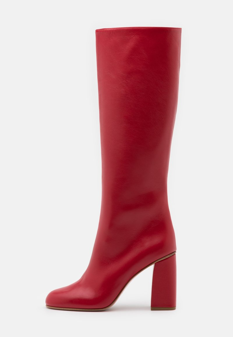 Red V - BOOT - Boots - red kiss