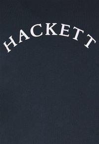 Hackett London - TEE - T-shirt med print - navy - 5