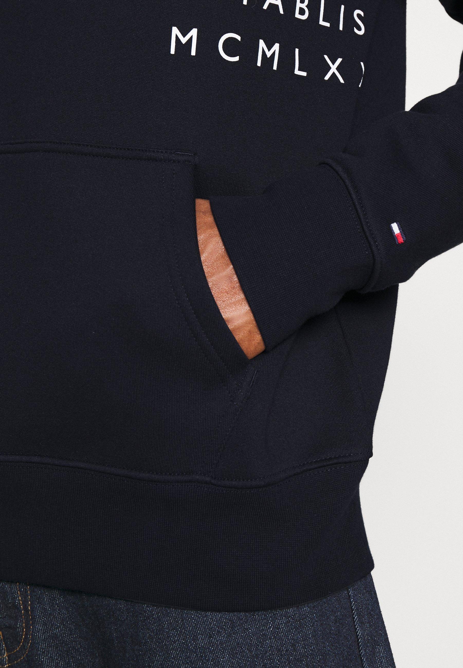 Uomo WRAP AROUND GRAPHIC HOODIE - Felpa