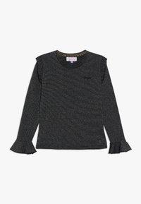 Vingino - JATITIA - Long sleeved top - deep black - 0