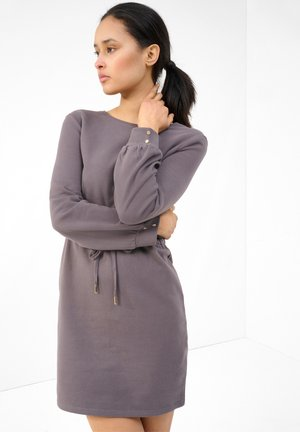 Day dress - grey stone