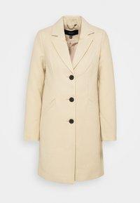 Vero Moda - VMCALACINDY - Zimní kabát - mahogany rose - 4