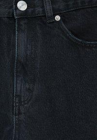 PULL&BEAR - Relaxed fit jeans - mottled black - 6