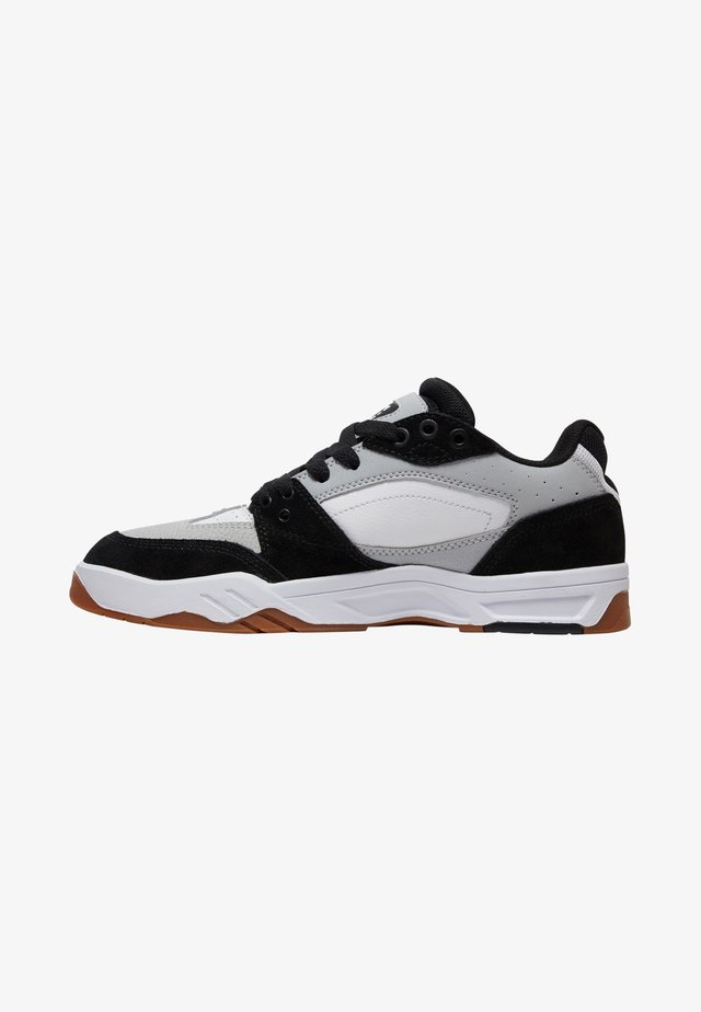 MASWELL - Sneakers laag - grey/black/white