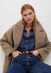 Mango - Winter coat - middenbruin - 5