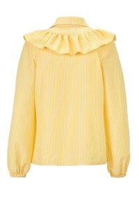 Sienna - Button-down blouse - gelb - 1