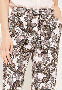 comma - Trousers - beige aop - 3