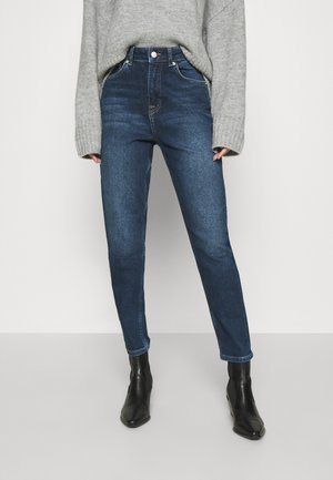 MOM - Jeans fuselé - dark blue