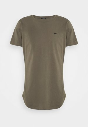 LUIS TEE UNISEX - Basic T-shirt - bungee cord brown