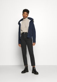 Hollister Co. - ALL WEATHER - Winter jacket - navy - 1