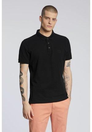 RIAN - Koszulka polo - black