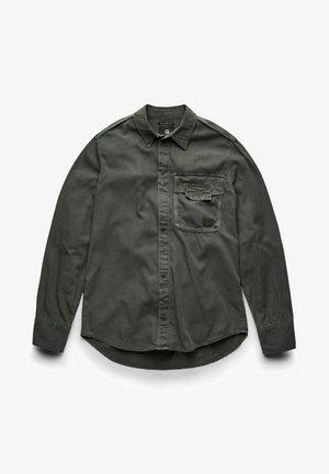BOUND POCKET - Camicia - graphite