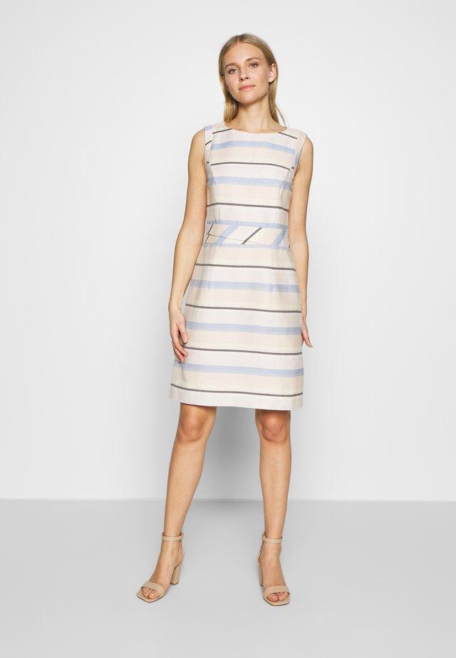 Day dress - light blue/cream